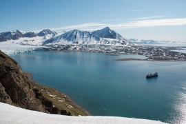 the Arctic, Svalbard Archipelago